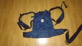 Very good condition Ergo Baby Carier