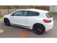 excellent condition with panoramic sunroof with DSG gearbox and sports interior.