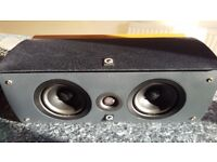 Q Acoustic 1000C 25-100W 6 Ohms Centre Speaker
