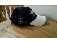 BRAND NEW RARE LIMITED EDITION BALLANTINES CHAMPIONSHIP CAP DESIGNED BY IAN POULTER