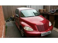 PT Classic cryst er cruiser - quick sale needed £400