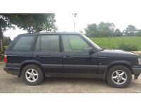 2000 Range Rover DSE
