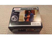 Canon IXUS 145 ( 16 MP,8 x Optical Zoom,2.7 -inch LCD )