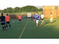 8/9 A Side Footballers Milton Keynes