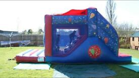 Bouncy castles the small business for sale