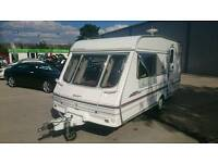 SWIFT CLASSIC DUETTE 2 BERTH CARAVAN MOTOR MOVER & AWNING