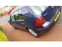 Mk4 golf lovely condition