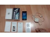 iPhone 4 16GB Black, Original Box, Unlocked - Very Good Condition.