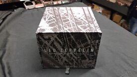 led zeppelin complete studio recordings 10 x cd box set