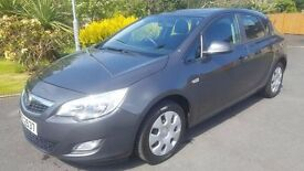 2010 Vauxhall Astra 1.6i exclusive – Full Year MOT, Service History, 6 Months Warranty, Great Value
