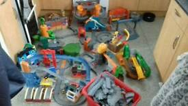 Thomas take and play playsets and more