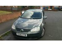 VW.GOLF 2.OSDI.MK5-NEW SHEAP-MANUAL,-MOT:APRIL/18.-5-DOOR'S-NEW ENGINE- £849-T.;07435391086