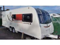 Bailey Unicorn III Barcelona - 4 Berth Touring Caravan