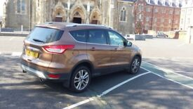 Ford Kuga Titanium X AWD with low miles and mot.
