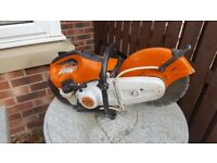 Stihl TS410 Cut Off Saw Petrol 2015