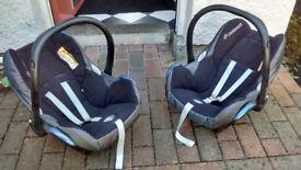 1 x Maxi-Cosi Cabriofix Baby Car Seat