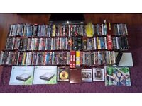 280+ HD DVDs Plus Toshibia HD DVD Player and 3 Xbox HD DVD Players.