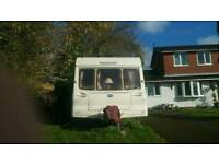 2001 Bailey Pageant Champagne (4 berth)