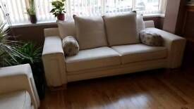 1 DFS 3 seater sofa