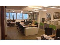 Stunning office share on Eagle Street, Holborn, WC1R
