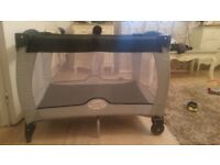 Travel cot for toddlers