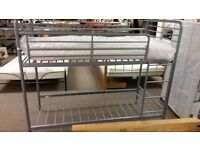 VERY GOOD CONDITION kids metal bunkbed frame bunk bed