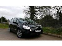 2010 FORD S MAX 2.0 TDCI ZETEC FACELIFT MODEL FINANCE & WARRANTY AVAILABLE