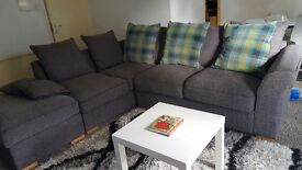 Sofa and dinning table