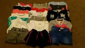 Girls clothes bundle. Age 9-11 years.