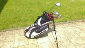 Taylormade r7 rac XD golf clubs