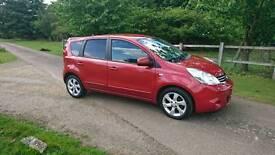 Nissan note 1.6 n-tec