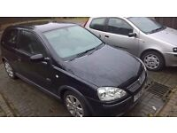 Vauxhall Corsa late 2006 privately owned top condition good service history