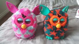 2 x Furbys