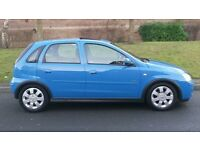 2004 Vauxhall Corsa 1.2 i 16v Design 5dr Petrol, Manual, Hatchback, P/X Welcome
