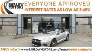2012 Mitsubishi ECLIPSE SPYDER GS (APPLY NOW DRIVE NOW)