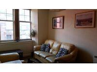 bright 1-bedroom flat Newington, University of Edinburgh Area