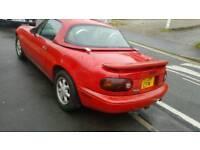 Mazda Eunos 1.6 ORIGINAL CAR NO RUST. Import mx5