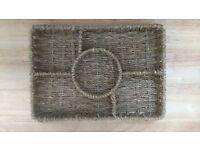 Handicraft Nut Tray 19 x 27 cm