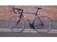 Claud Butler Elite road bike bicycle