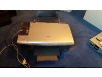 Epson Stylus DX6000 Printer / Scanner / Copier