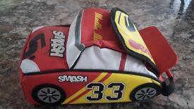'Smash' Racing Car Lunch Bag