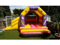 Bouncy castle and softplay hire