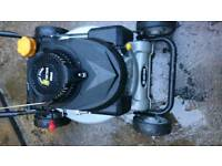 "Huntsman 16"" petrol lawnmower"