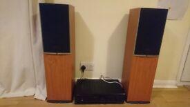 Wharfedale Diamond 8.3 Speakers (repair)