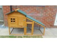 Rabbit/Chicken hutch