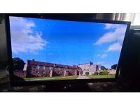 "SAMSUNG 51"" PLASMA TV SMART/WIFI READY/3D/600HZ/MEDIA PLAYER/FREEVIEW HD/SLIGHT FAULT/ NO OFFERS"