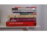 Architecture Books, Suitable for University Students