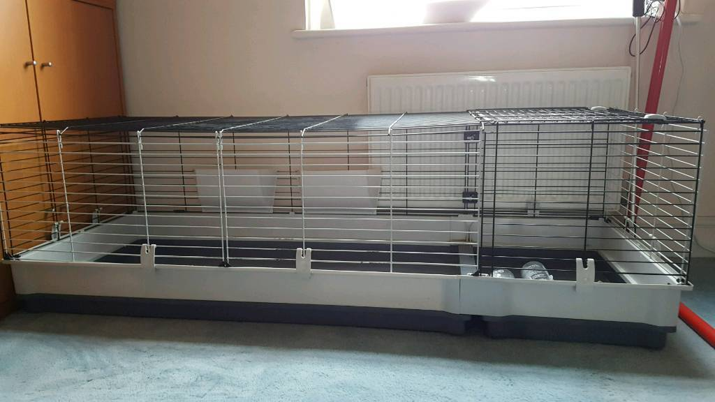 Indoor Rabbit Cage Extra Large 6ft long