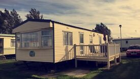 Caravan for sale near the beach on the Eas Coast Skegness Southview Not Haven 12ft Wide Lincolnshire
