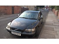 Volvo s60 2.0 T petrol for sale or swap ====£800 o.n.o